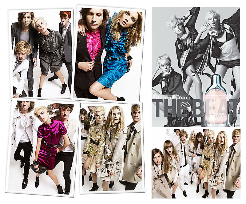 Burberry Spring Ads