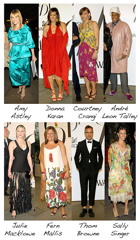 Worst Dressed at the CFDA AWARDS
