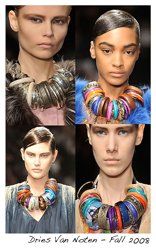 Dries Van Notes - Necklace is a Dot It Yourself